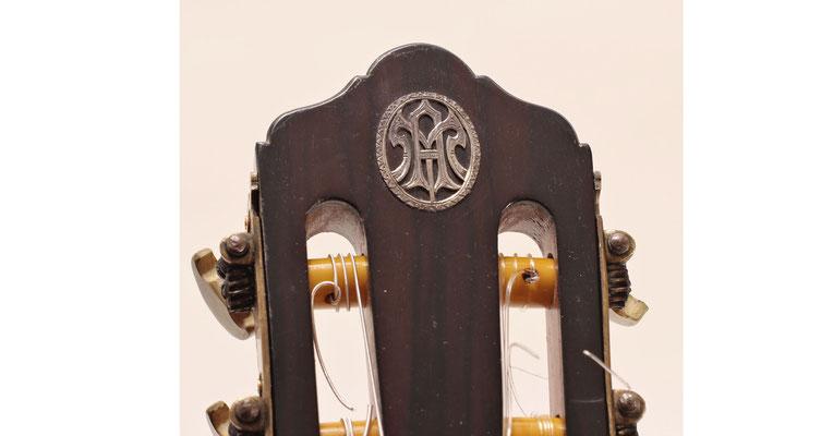 Miguel Rodriguez 1954 - Guitar 1 - Photo 5