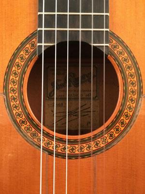 Jose Ramirez 1967 - Guitar 6 - Photo 1