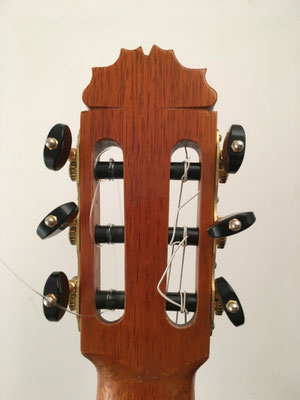 Manuel Reyes Hijo 2001 - Guitar 4 - Photo 1