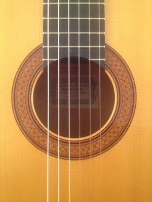 Manuel Reyes 1974 - Guitar 2 - Photo 1