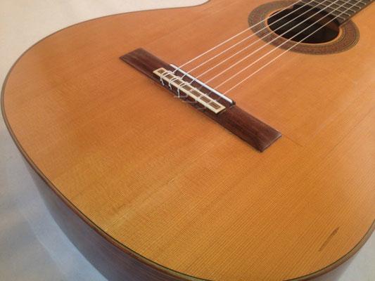 Arcangel Fernandez 1969 - Guitar 1 - Photo 5