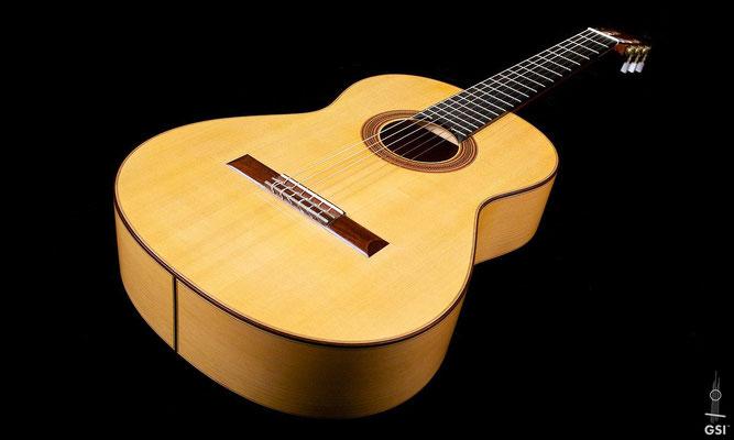 Jose Marin Plazuelo 1994 - Guitar 2 - Photo 6