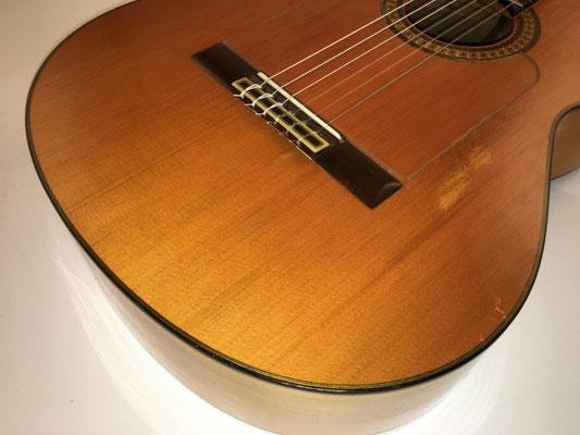 Jose Ramirez 1967 - Guitar 6 - Photo 11
