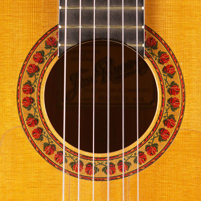 Jose Ramirez 1958 - Guitar 1 - Photo 3