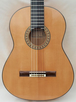 Manuel Reyes 1993 - Guitar 3 - Photo 5