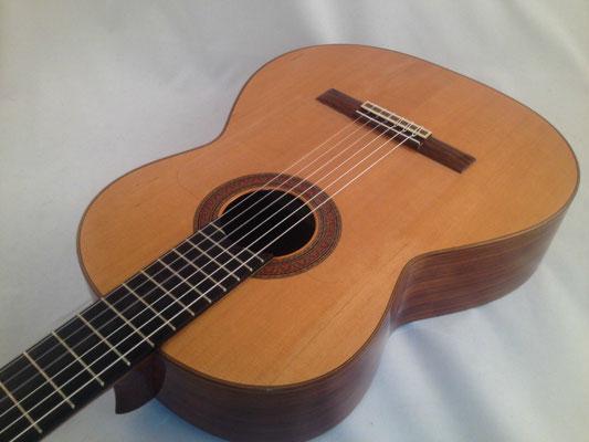 Arcangel Fernandez 1969 - Guitar 1 - Photo 8