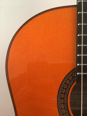Sobrinos de Esteso Moraito Re-Edition 1972 - Guitar 7 - Photo 9