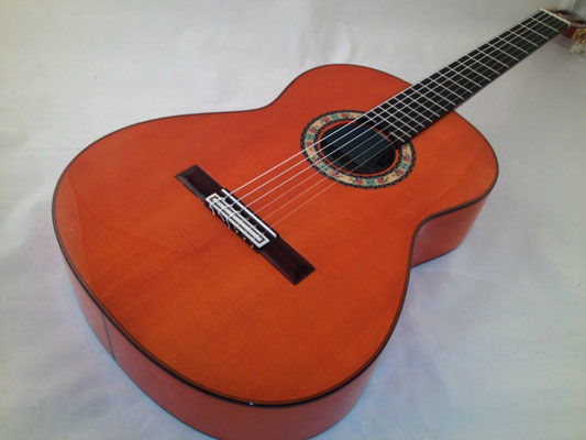 Felipe Conde 2013 - Guitar 6 - Photo 4