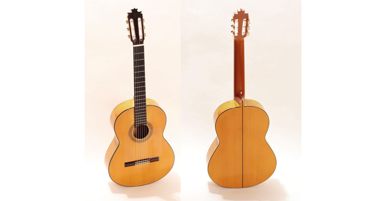 Francisco Barba 2012 - Guitar 1 - Photo 2