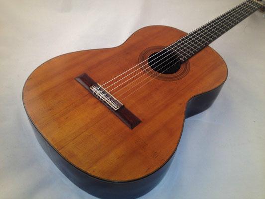 Santos Hernandez 1923 - Guitar 1 - Photo 4