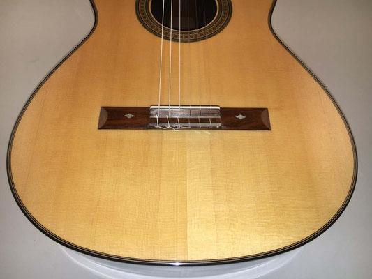 Antonio Marin Montero 2015 - Guitar 3 - Photo 5