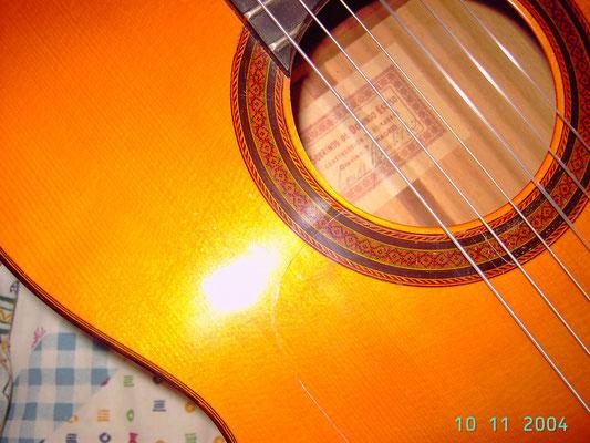 SOBRINOS DE DOMINGO ESTESO 1972 - Guitar 2 - Photo 5