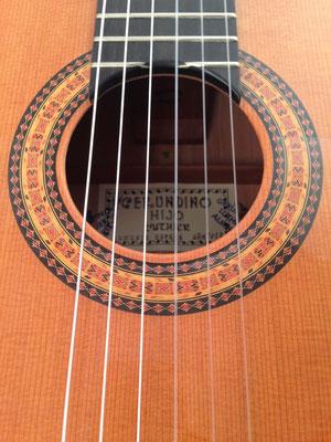 Gerundino Fernandez Hijo 2017 - Guitar 1 - Photo 4