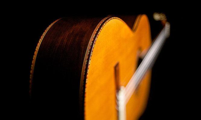 Domingo Esteso 1929 - Guitar 4 - Photo 8