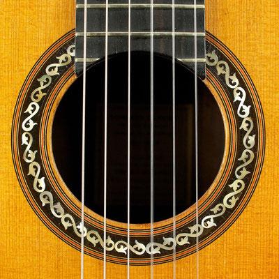 Domingo Esteso 1923 - Guitar 1 - Photo 4