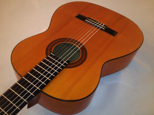 Gerundino Fernandez 1966 - Guitar 2 - Photo 10