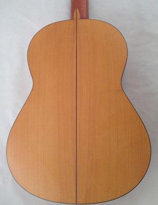 Jose Ramirez 1966 - Guitar 4 - Photo 6