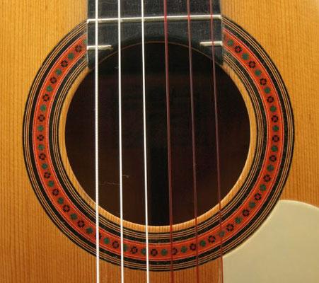 Santos Hernandez 1937 - Guitar 2 - Photo 10