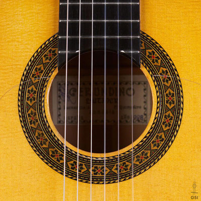 Gerundino Fernandez 1998 - Guitar 1 - Photo 7