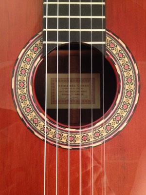 Hermanos Conde 1976 - Guitar 3 - Photo 1