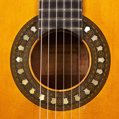 Antonio de Torres 1860 - Guitar 1 - Photo 19