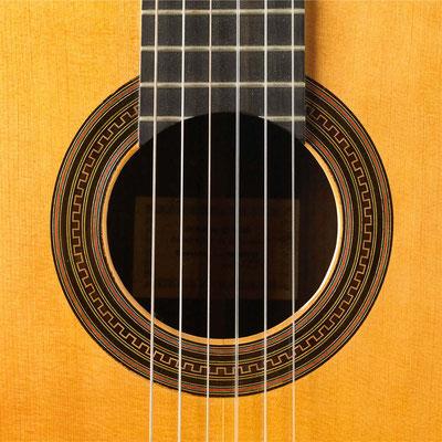 Domingo Esteso 1930 - Guitar 2 - Photo 4