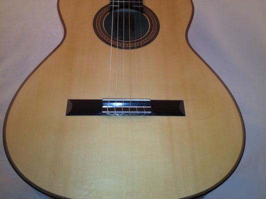 Antonio Marin Montero 2009 - Guitar 3 - Photo 16
