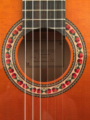 Lester Devoe 2012 - Guitar 4 - Photo 3
