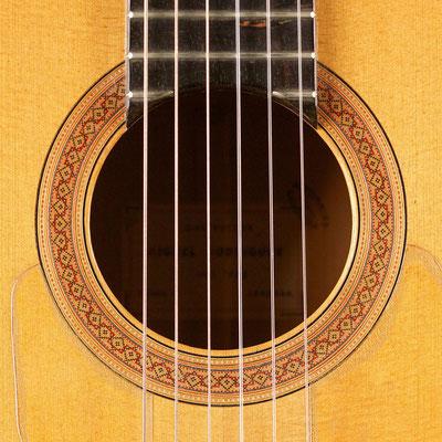Miguel Rodriguez 1961 - Guitar 1 - Photo 3