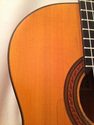 Gerundino Fernandez 1966 - Guitar 2 - Photo 4
