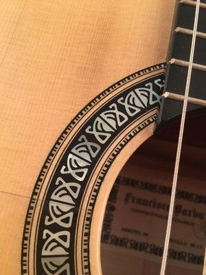 Francisco Barba 2016 - Guitar 5 - Photo 2