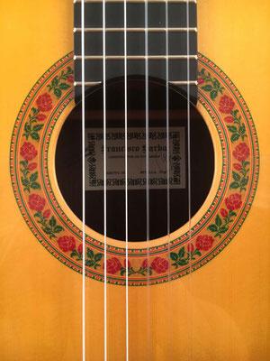 Francisco Barba 2018 - Guitar 2 - Photo 3