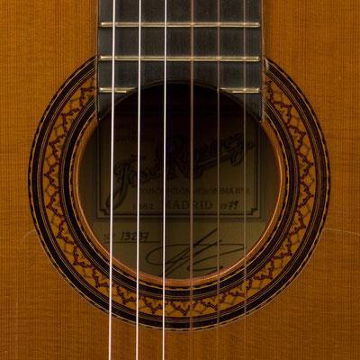 Jose Ramirez 1979 - Guitar 2 - Photo 4