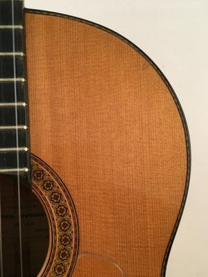 Miguel Rodriguez 1968 - Guitar 4 - Photo 18