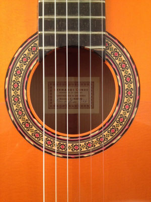 Hermanos Conde 1976 - Rosette - Guitar 1 - Photo 1