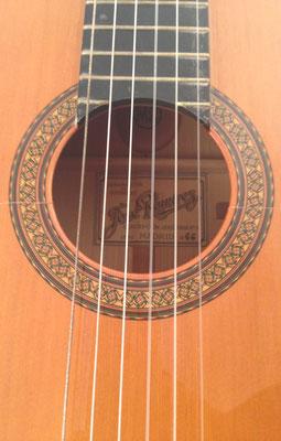 Jose Ramirez 1966 - Guitar 4 - Photo 11
