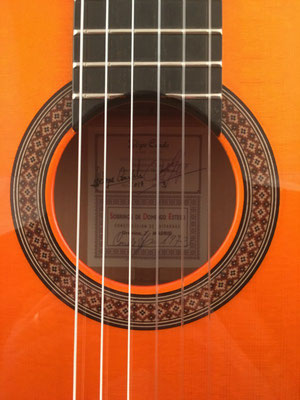 Sobrinos de Esteso Moraito Re-Edition 1972 - Guitar 7 - Photo 2