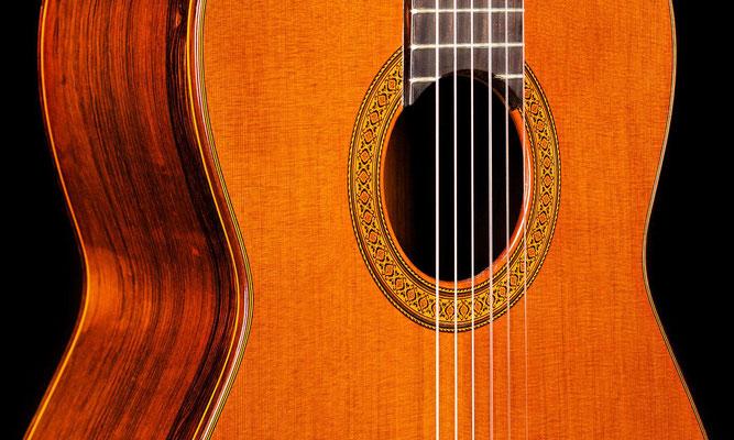 Jose Ramirez 1966 - Guitar 6 - Photo 2
