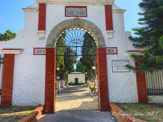 Paco de Lucia Tomb Tumba Grave - Photo 1