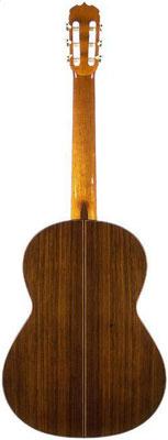 Jose Ramirez 1965 - Guitar 1 - Photo 4