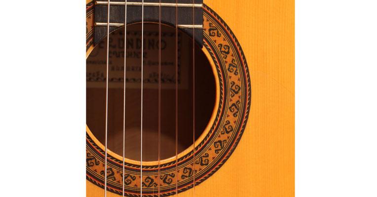 Gerundino Fernandez 2001 - Guitar 1 - Photo 5