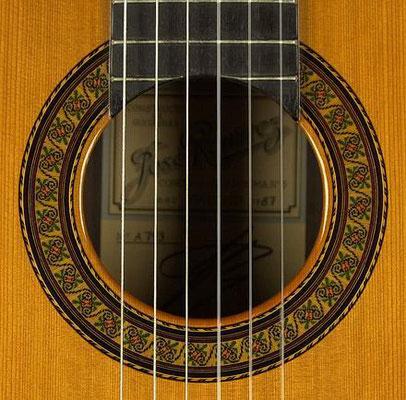 Jose Ramirez 1987 - Guitar 2 - Photo 4