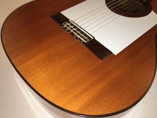 Arcangel Fernandez 1974 - Guitar 3 - Photo 10