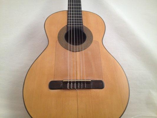 Jose Ramirez 1890 - Guitar 1 - Photo 3