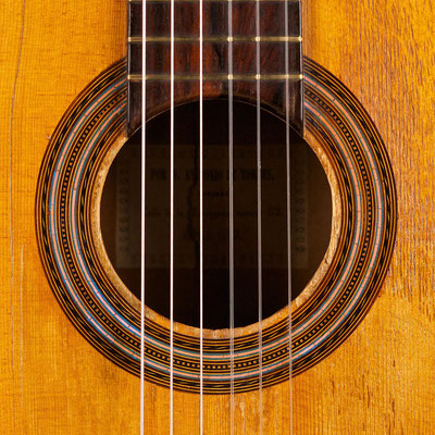Antonio de Torres 1862 - Guitar 1 - Photo 2