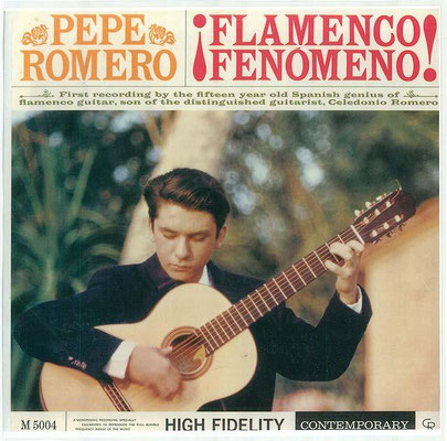 Miguel Rodriguez 1958 - Pepe Romero - Guitar 1 - Photo 17