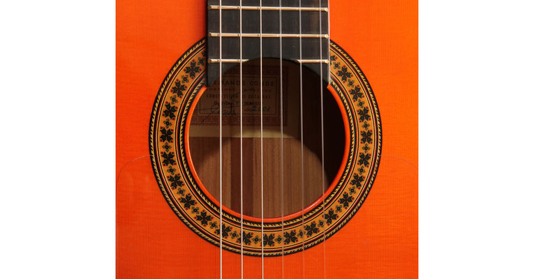 Hermanos Conde 2001 - Guitar 5 - Photo 6