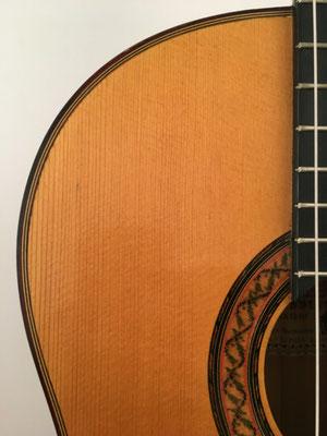 Gerundino Fernandez 1976 - Guitar 2 - Photo 4