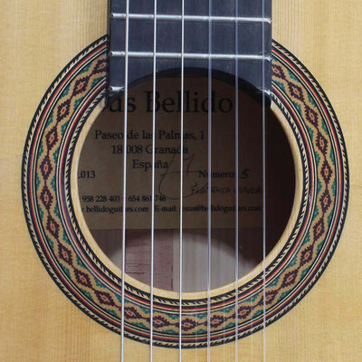 Jesus Bellido 2013 - Guitar 1 - Photo 4