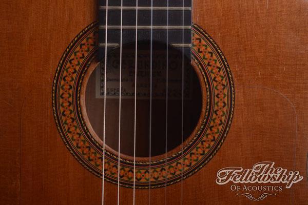 Gerundino Fernandez 1996 - Guitar 1 - Photo 10